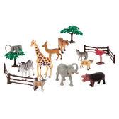 【美國 B.Toys 感統玩具】TERRA 叢林世界(情境桶)60PCS AN2770Z