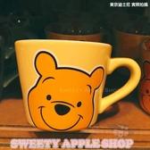 (現貨&樂園實拍圖) 東京迪士尼 樂園限定 小熊維尼 大臉多WAY表情 馬克杯