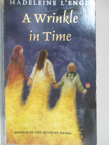 【書寶二手書T1/原文小說_B2N】A Wrinkle in Time_L'Engle, Madeleine