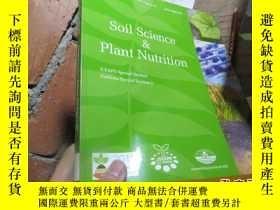 二手書博民逛書店soil罕見sicence plant nutrition vo