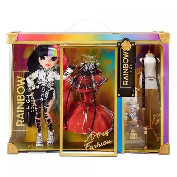 《 Rainbow Surprise 》七彩時尚珍藏娃娃 / JOYBUS玩具百貨