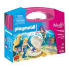 playmobil 魔法美人魚提盒_PM9324