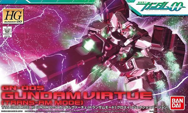 鋼彈模型 HG 1/144 鋼彈00 Virtue 德天使鋼彈 TRANS-AM TOYeGO 玩具e哥