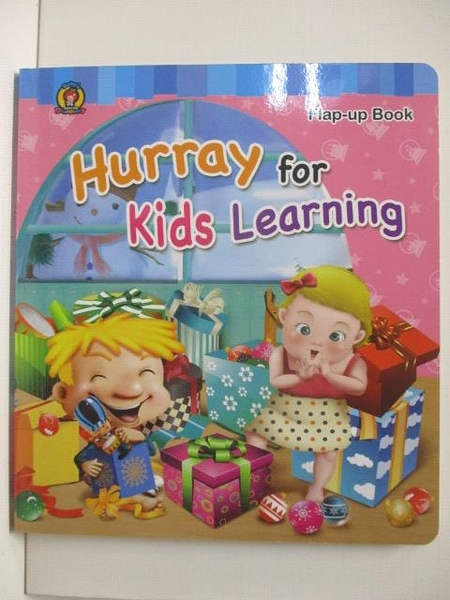 【書寶二手書T6/少年童書_JP5】Hurray for Kids Learning_Hap-up Book