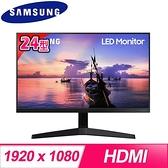 【南紡購物中心】Samsung 三星 F24T350FHC 24型 IPS 窄邊框電腦螢幕