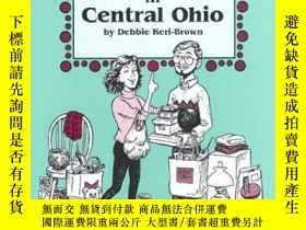 二手書博民逛書店Bargain罕見Hunting in Central Ohio: A Shoppers Guide to Sav