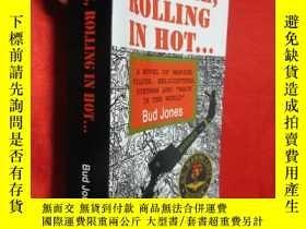 二手書博民逛書店Snake,罕見Rolling in Hot (小16開) 【詳