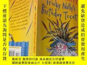 二手書博民逛書店tricky罕見nelly s birthday treat: 刁鉆的耐莉生日請客:.Y200392