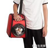 小寵當家泰迪狗包寵物透明背包外出便攜手提包 貓咪用品可折疊包·享家生活館 IGO