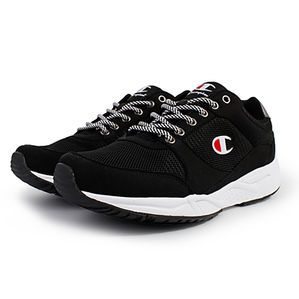 Champion HONEST 復古慢跑鞋女鞋 WFUS-9019-02 黑
