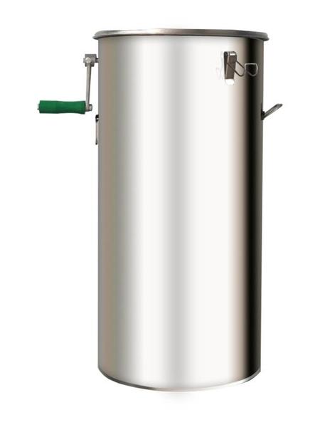 2021新款搖蜜機304全不銹鋼小型家用中蜂蜂蜜分離機打蜜桶套工具 探索先鋒