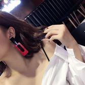 夸張耳環個性韓國網紅潮人耳飾吊墜耳墜