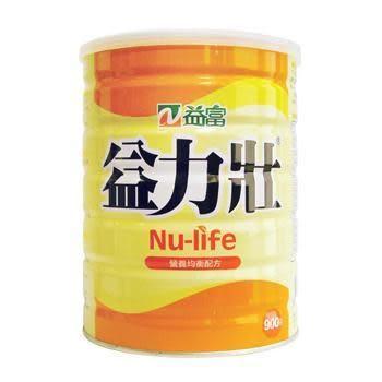 益力壯(Nu-Life) 900g/營養均衡配方黃金比例的蛋白質組合