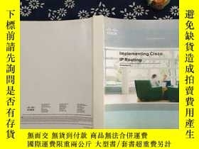 二手書博民逛書店Implementing罕見Cisco IP Routing V