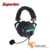 封閉式耳罩麥克風耳機Superlux HMD660E  附收納盒【HMD-660E】