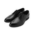 CHIC&F 真皮素面紳士皮鞋 黑 ST1430-8 男鞋 鞋全家福