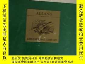 二手書博民逛書店英文原版 ALLANS罕見EDUCATIONAL LIBRARY