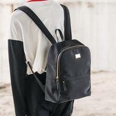 牛津布後背包包男女韓版潮時尚百搭背包學院風書包大容量 黛尼時尚精品