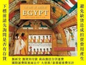 二手書博民逛書店Art罕見Of Ancient EgyptY255562 Gay Robins Harvard Univers