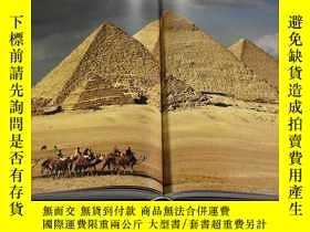 二手書博民逛書店世界的沙漠罕見英文原版 Deserts of the World