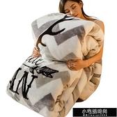 冬被加厚保暖毛毯被子被芯秋單人學生宿舍雙人四季通用空調被春秋 【全館免運】
