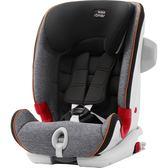 【愛吾兒】Britax ADVANSAFIX SICT 百變旗艦型 ISO 成長型汽車安全座椅 黑灰