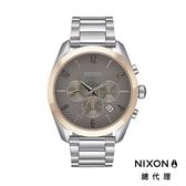 【酷伯史東】NIXON BULLET 幾何圖形 銀X玫瑰金 潮人裝備 潮人態度 禮物首選 小資女首選