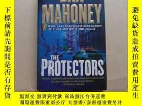 二手書博民逛書店Det.罕見Brian Mckenna Novels: The Protectors 7 by Dan Mahon