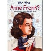 【人物傳記】 WHO WAS ANNE FRANK?
