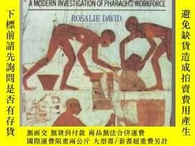 二手書博民逛書店The罕見Pyramid Builders Of Ancient Egypt-古埃及的金字塔建造者Y43663