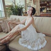 短洋裝 波西米亞風-海邊渡假性感露背女連身裙3色73mw6[巴黎精品]