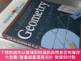 二手書博民逛書店Homework罕見Helpers : Geometry(英文原版大32開)Y16472 Carolyn C.
