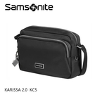 Samsonite KARISSA 2.0 KC5 都會輕量肩背包 經典掛飾 輕量尼龍 多隔層 單肩包斜背包側背包 (歡迎詢問)