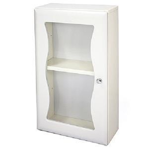 Aaronation 時尚塑鋼單門浴櫃 GU-C1010W