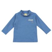 【愛的世界】牛仔藍立領上衣/1歲-台灣製- ★秋冬上著