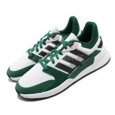 adidas 休閒鞋 Run 90s 白 綠 男鞋 運動鞋 復古慢跑鞋 【PUMP306】 EH2573