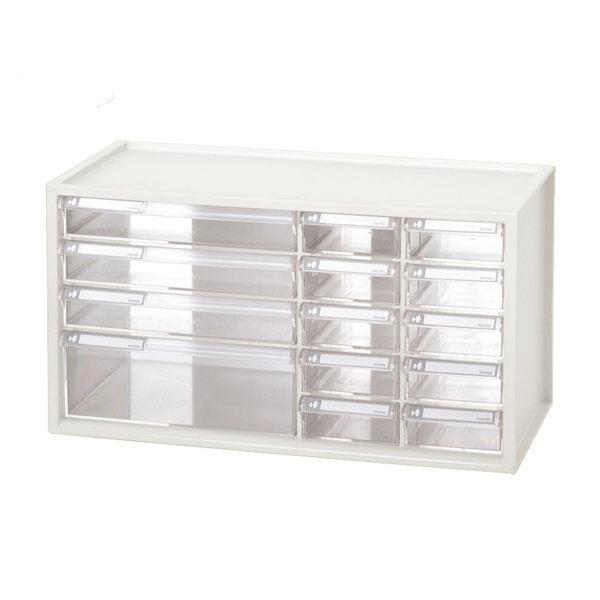 【nicegoods】小幫手抽屜分類盒(1大3中10小抽)(塑膠 分格盒 置物盒 樹德)