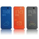 【南紡購物中心】HTC Dot View炫彩顯示保護套 - HC M150 (Desire 820/820s)