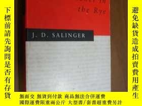 二手書博民逛書店The罕見Catcher in the Rye 稀見版Y8571