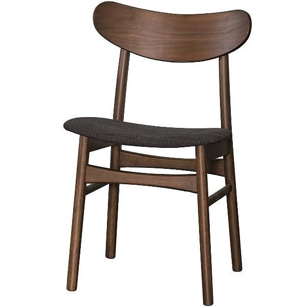 餐椅 AM-514-14 艾文實木餐椅【大眾家居舘】