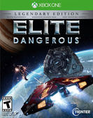 X1 Elite Dangerous: The Legendary Edition 精英危險:傳奇版(美版代購)