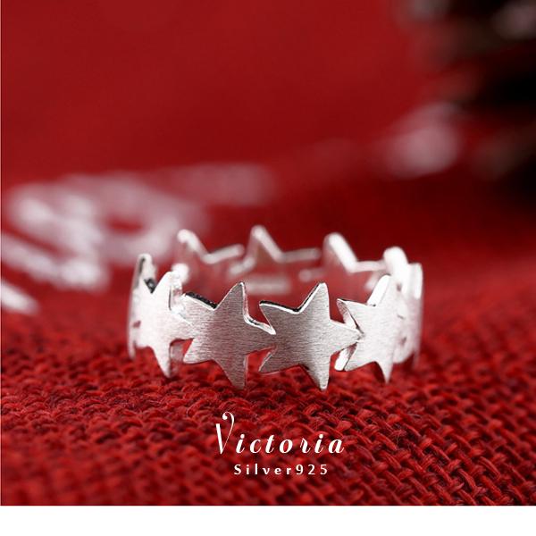 S925銀高雅大方設計感 戒指-維多利亞160574