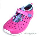 [1111 活動]SKECHERS (童) 水鞋系列 HYDROZOOMS 洞洞鞋 雨鞋 輕量- 86924PKLV 粉 [陽光樂活]