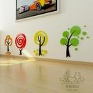3d立體墻貼畫幼兒園卡通兒童房臥室防水亞克力墻貼紙教室文化裝飾xw