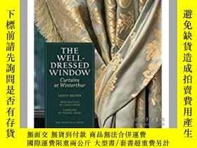 二手書博民逛書店Well-Dressed罕見Window: Curtains a