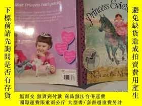 二手書博民逛書店Neptune罕見the magic sea pony 海王星魔法海小馬Y200392