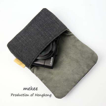 相機包 mekee數碼相機包G7X2相機袋索尼RX100M6m5Am4M3內膽包理光GR3布包 小宅女
