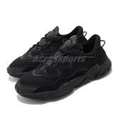 adidas 休閒鞋 Ozweego 黑 灰 男鞋 運動鞋 老爹鞋 【ACS】 EE6999
