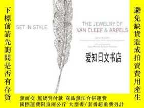 二手書博民逛書店【罕見】Set in Style: The Jewelry of Van Cleef & ArpelsY175