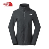 The North Face 女 防風防潑水外套 黑 NF0A3VQNJK3【GO WILD】